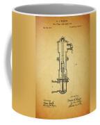 Vintage Fire Hydrant Coffee Mug