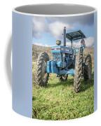 Vintage Ford 7610 Farm Tractor Coffee Mug