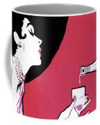 Vintage French Vermouth Aromatic Wine Advertisement Coffee Mug
