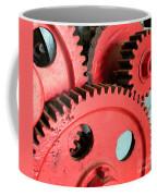 Vintage Gears Coffee Mug