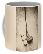 Vintage Golf Artwork Coffee Mug