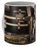 Vintage Grain Elevator Scale Coffee Mug