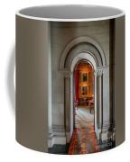 Vintage Hall Coffee Mug