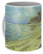 Vintage Hawaiian Art Coffee Mug
