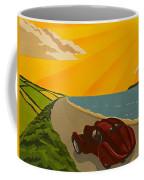 Vintage Holidays Coffee Mug