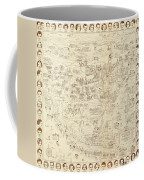 Vintage Hollywood Starland Coffee Mug