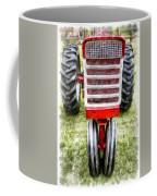 Vintage International Harvester Tractor Coffee Mug