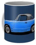 Vintage Italian Automobile Tee Coffee Mug