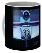 Vintage M G Emblem Coffee Mug