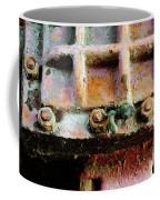 Vintage Machinery 3 Coffee Mug