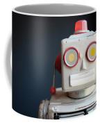 Vintage Mechanical Robot Toy Coffee Mug