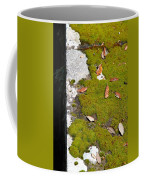 Vintage Moss Coffee Mug