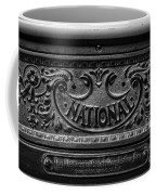 Vintage National Cash Register Coffee Mug