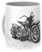 Vintage Panhead Coffee Mug