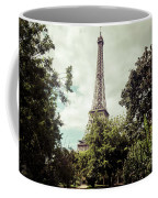 Vintage Paris Landscape Coffee Mug