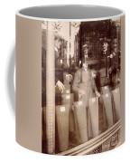 Vintage Paris Men's Fashion Coffee Mug