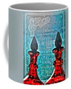 Vintage Paris Perfume Coffee Mug