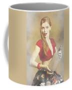 Vintage Perfume Advertisement Circa 2015 Coffee Mug
