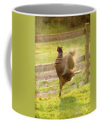 Vintage Pheasant Coffee Mug