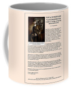 Vintage Photograph Of Vincent Van Gogh - Taken 13 Years After His Death - Article Coffee Mug