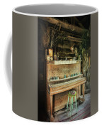 Vintage Piano  Coffee Mug