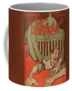Vintage Poster - Vatican Galantara Coffee Mug