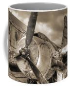 Vintage Prop - Sepia Coffee Mug