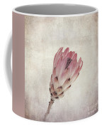 Vintage Protea Flower Coffee Mug