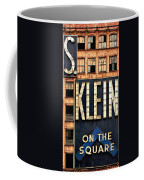 Vintage Retail Sign Coffee Mug