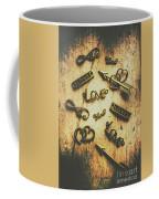Vintage Romance Coffee Mug