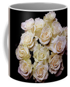 Vintage Roses Bouquet Coffee Mug