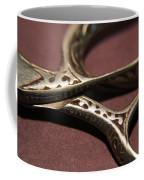 Vintage Scissors  Coffee Mug