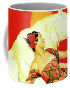 Vintage Spanish Liquor Ad, Flamenco Dancer, Polar Bear Coffee Mug