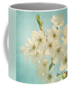 Vintage Spring Blossoms Coffee Mug