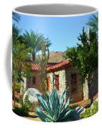 Vintage Stone House Coffee Mug