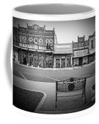 Vintage Street View Coffee Mug