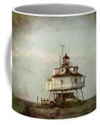 Vintage Thomas Point Shoal Lighthouse Coffee Mug