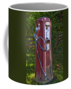 Vintage Tokheim Gas Pump Coffee Mug