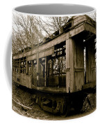 Vintage Train Coffee Mug