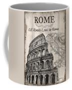 Vintage Travel Poster Coffee Mug