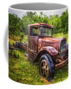 Vintage Treasure Coffee Mug
