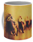 Vintage Trots Coffee Mug