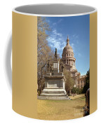 Vintage View Of The Monument To The Confederate Soldiers At The  Coffee Mug