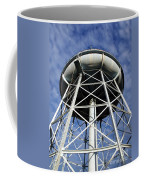 Vintage Water Tower Coffee Mug