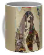 Vintage Woman Built By New York City 1 Coffee Mug