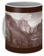 Vintage Yosemite Valley 1899 Coffee Mug