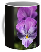 Viola Named Columbine Coffee Mug