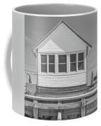 9 - Violet - Flower Cottages Series Coffee Mug