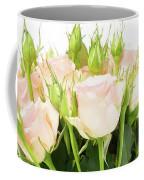 Garden Roses Bouquet Coffee Mug