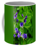 Violet Blue Coffee Mug